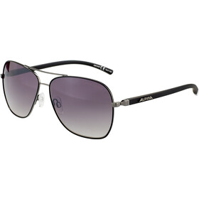 Alpina Limio Gafas, metall-black